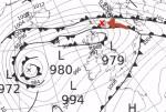 dec 23 storm force gales in northsea