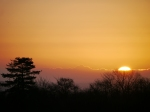 January 1st 2013 Dawn over Reigate