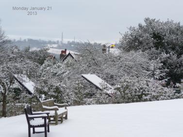 Reigate 21 January 2013