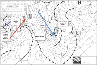 synoptic for Weds 06 Feb 03-02-2013