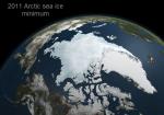 2011 arctic sea iceminimum