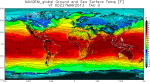 global surface temps March2013
