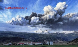 Eyjafjallajokull, iceland 2012: too small