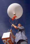 weather balloon