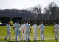 April ended with ideal cricket weather