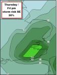storm risk thurs