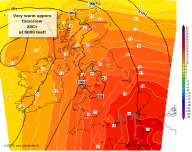 Brief flood of Euro heat...
