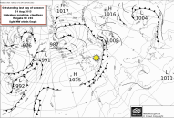 synoptic shows HIGH in charge