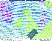 high winds reach SE by sunday pm