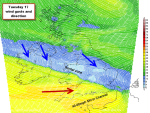 channel winds tues 17