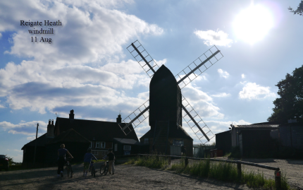 heath windmill
