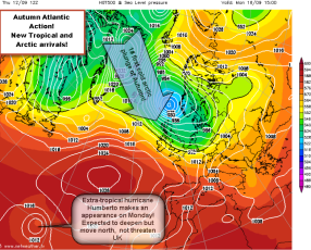 autumnal chart next week