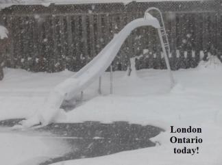 London, not London...