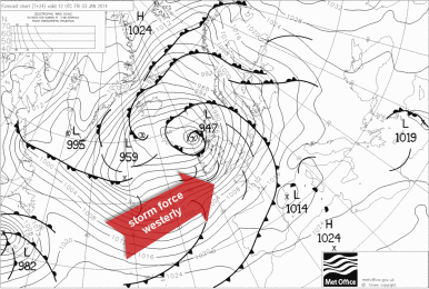 stormy synoptic