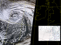 Evil Eye winds up in Atlantic