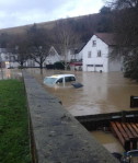 Box Hill flooding