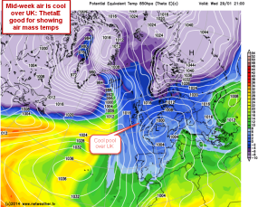 cold plunge through Europe