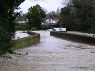 Brockham Bridge Dec 24 2013