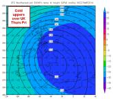 500hPa really COLD air at 5500m