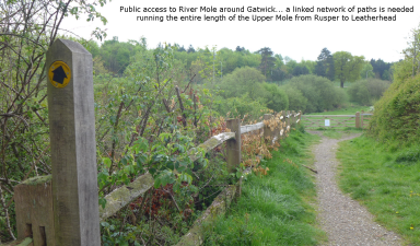 R Mole access to public