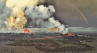 Holuhraun fissure spews 20,000 tonnes SO2 per day