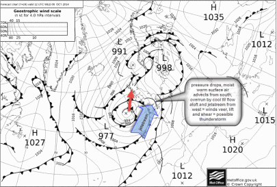 synoptic LOW