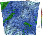winds 850hPa : 1500m