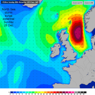 GFS big waves in N Sea