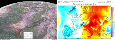 Arctic air and cooler UK