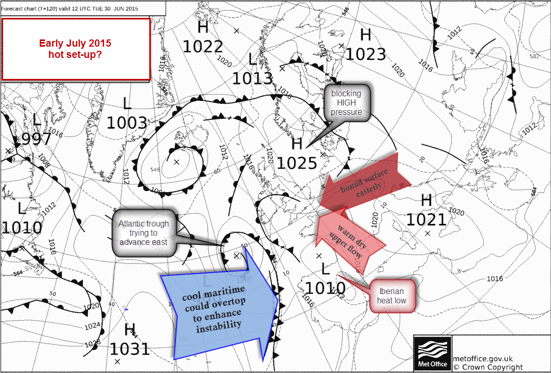 air masses « Reigate Grammar School Weather Station