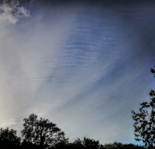 cirrus waves 18 June