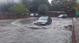 Reigate flood 24/08/2015