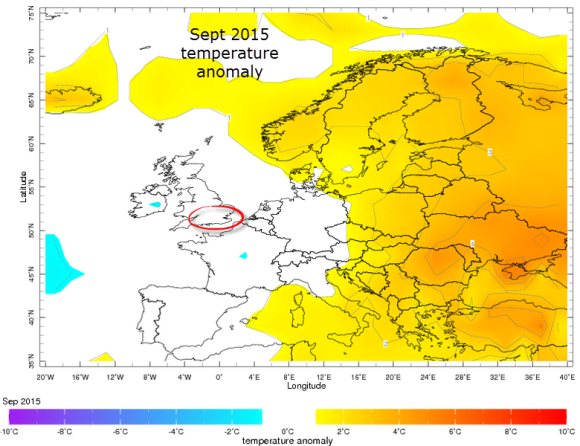 Sept temp anomaly 2015