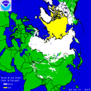 Siberian snow cover links to winter weather