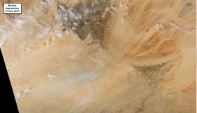 21 Nov 2015 largely sand-free Bodélé Depression