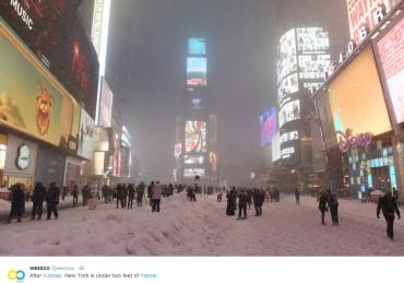 Times Square Jonas