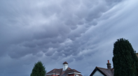 mammatus cloud 10 Jan 2016