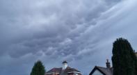 mammatus cloud 10 Jan 2016