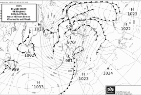St Jude fax chart October 2013