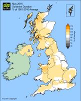 sunshine anomaly May 2016
